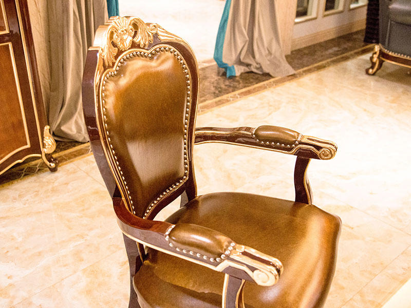 James Bond high quality traditional dining room chairs directly sale for restaurant-2