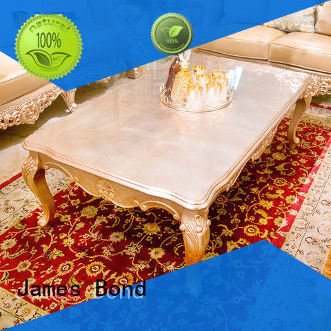 James Bond classic coffee table series for hotel