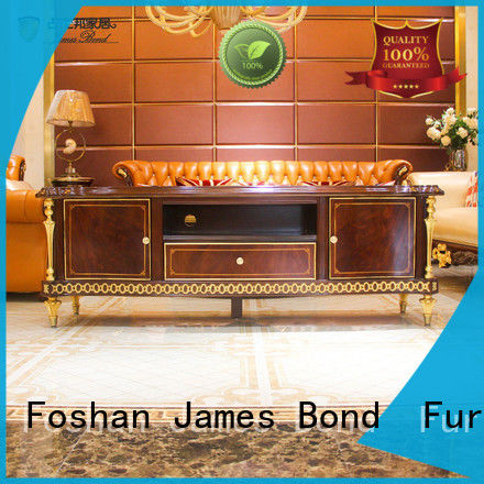 James Bond fashionable classic tv cabinet material for house