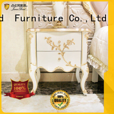 fashion classic bedside table wholesale for home