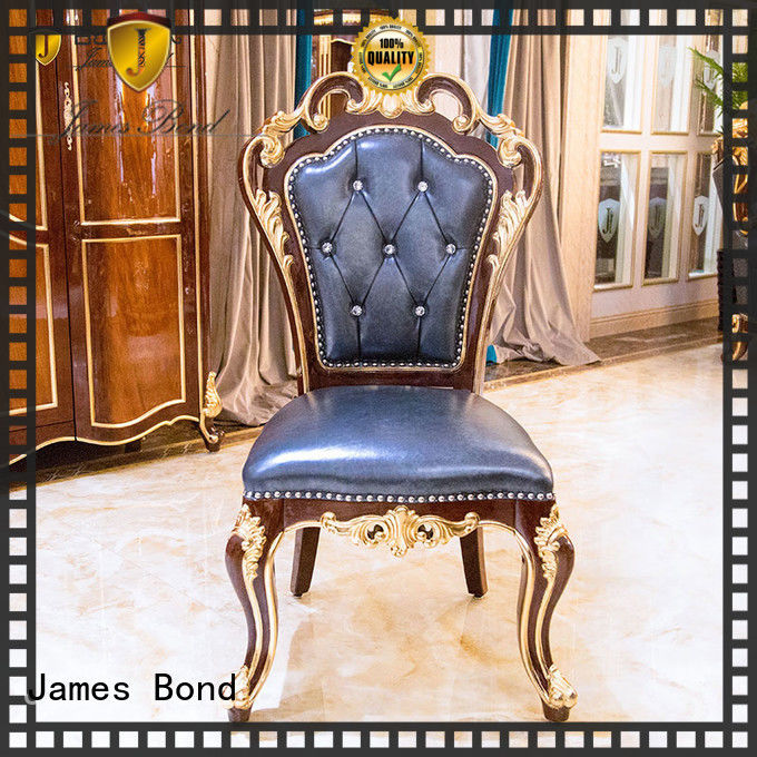 James Bond classic dining room chairs manufacturer for villa