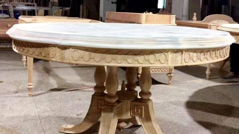 James Bond velvet neoclassic chair supplier for church-9
